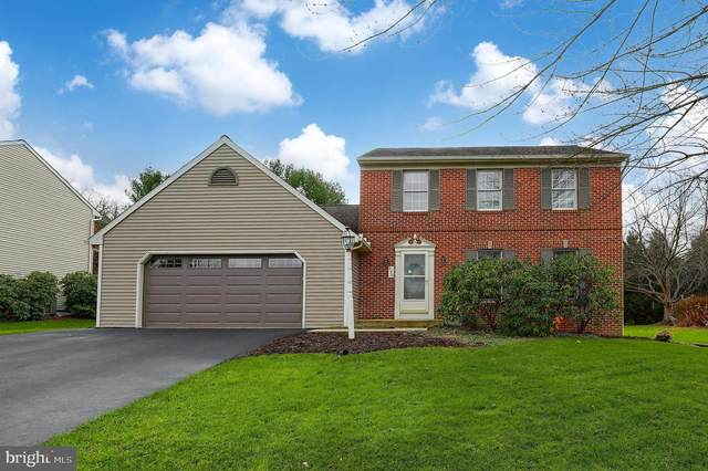 929 Pinetree Way, LANCASTER, PA 17601 (#PALA174420) :: John Smith Real Estate Group