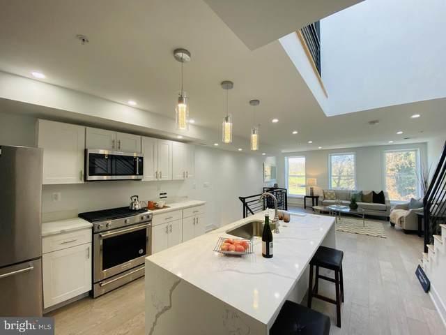 3602 Park Place NW A2-Penthouse, WASHINGTON, DC 20010 (#DCDC499222) :: The Redux Group