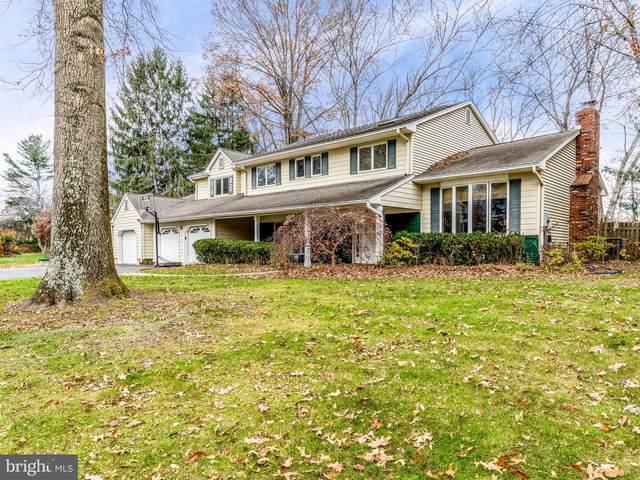 22 Slayback Drive, PRINCETON JUNCTION, NJ 08550 (#NJME305532) :: Holloway Real Estate Group