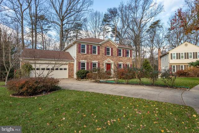 4802 Jennichelle Court, FAIRFAX, VA 22032 (#VAFX1170710) :: AJ Team Realty