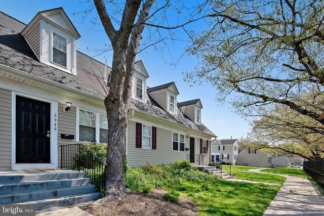 6946 Hawthorne Street, LANDOVER, MD 20785 (#MDPG590404) :: Tom & Cindy and Associates