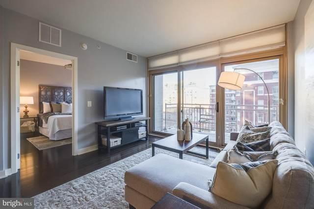 888 N Quincy Street #806, ARLINGTON, VA 22203 (#VAAR173478) :: Jacobs & Co. Real Estate
