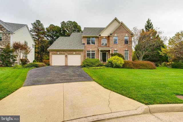 4705 Banting Court, FAIRFAX, VA 22032 (#VAFX1171166) :: AJ Team Realty