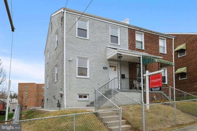 410 Burbank Street SE, WASHINGTON, DC 20019 (#DCDC499784) :: The Dailey Group