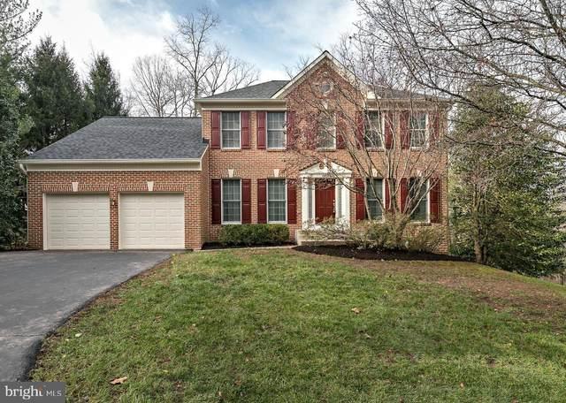 14026 Marblestone Drive, CLIFTON, VA 20124 (#VAFX1171326) :: Bruce & Tanya and Associates