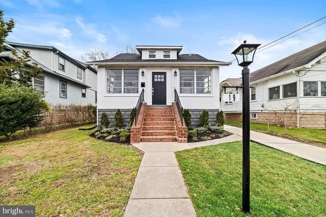 19 Revere Avenue, MOORESTOWN, NJ 08057 (MLS #NJBL388046) :: The Sikora Group
