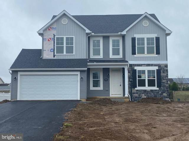 17811 Stars Lane, HAGERSTOWN, MD 21740 (#MDWA176688) :: The Riffle Group of Keller Williams Select Realtors