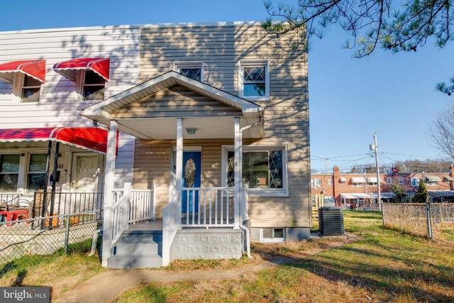 4401 Grand View Avenue, BALTIMORE, MD 21211 (#MDBA533950) :: SURE Sales Group