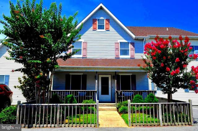 406 King Charles Avenue #5, REHOBOTH BEACH, DE 19971 (#DESU174470) :: RE/MAX Main Line