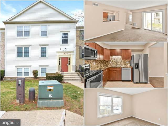 1405 Key Parkway 203B, FREDERICK, MD 21702 (#MDFR275246) :: The MD Home Team