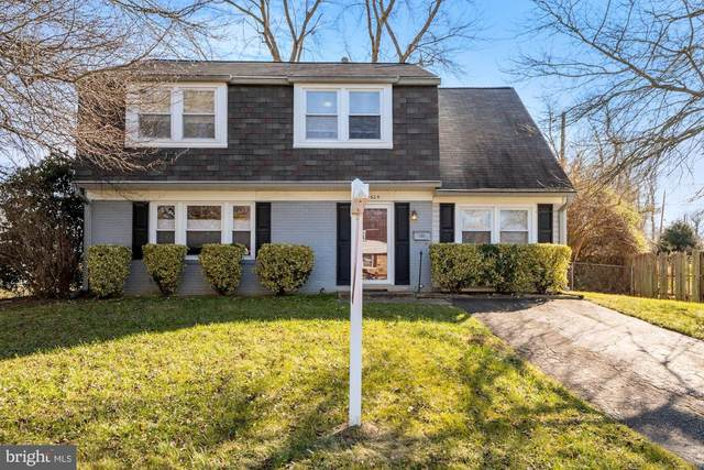 1605 Pittsfield Lane, BOWIE, MD 20716 (#MDPG591224) :: The Piano Home Group