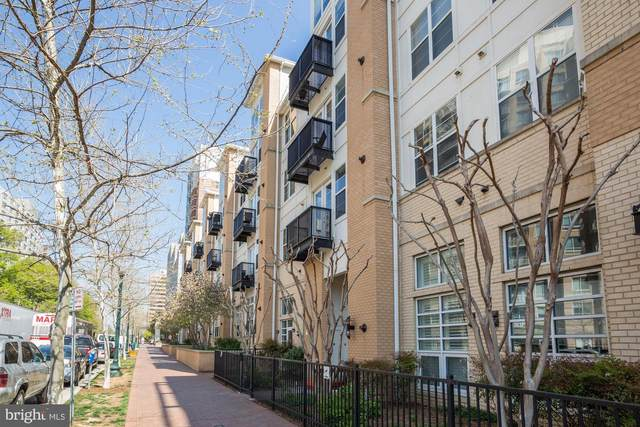 1201 East West Highway #4, SILVER SPRING, MD 20910 (#MDMC737912) :: Network Realty Group