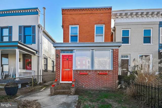 227 E Montgomery Street, BALTIMORE, MD 21230 (#MDBA534172) :: Network Realty Group