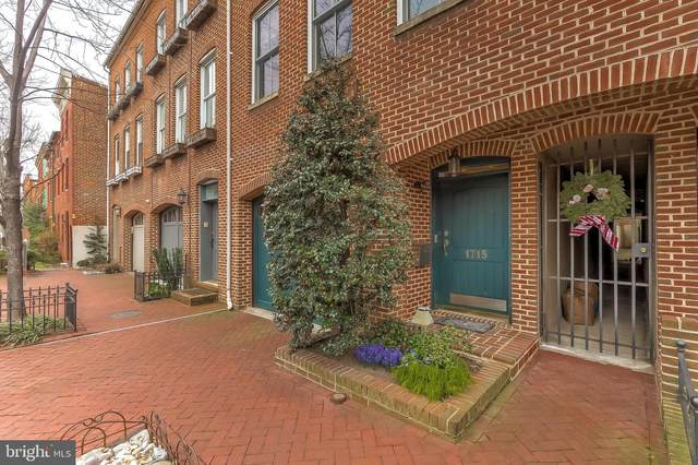 1715 Lancaster Street, BALTIMORE, MD 21231 (#MDBA534190) :: The Riffle Group of Keller Williams Select Realtors