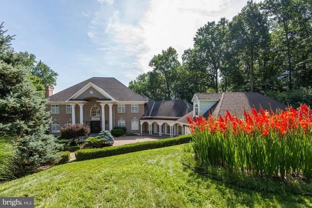 703 Potomac Knolls Drive, MCLEAN, VA 22102 (#VAFX1172156) :: Colgan Real Estate