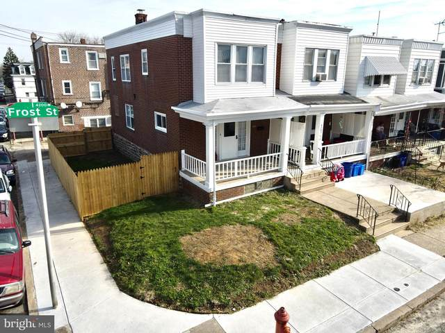 4201 Frost Street, PHILADELPHIA, PA 19136 (#PAPH971264) :: Bowers Realty Group