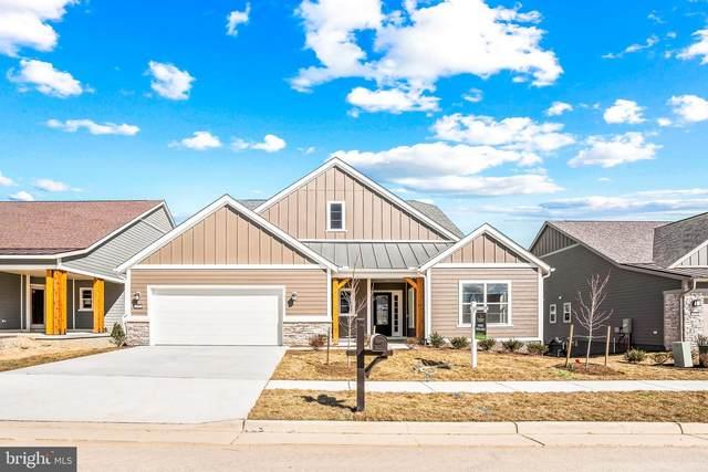 117 Pintail Way, LAKE FREDERICK, VA 22630 (#VAFV161308) :: Berkshire Hathaway HomeServices McNelis Group Properties