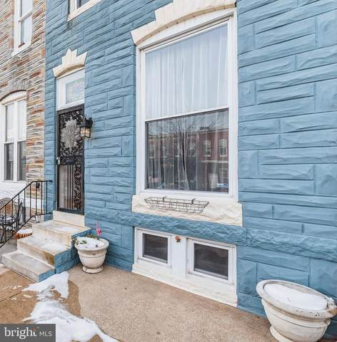 2806 Huntingdon Avenue, BALTIMORE, MD 21211 (#MDBA534564) :: Bruce & Tanya and Associates