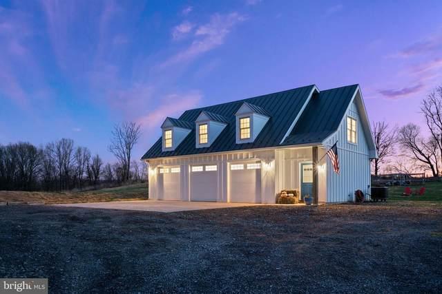 3916 Lea Road, MARSHALL, VA 20115 (#VAFQ168460) :: Certificate Homes