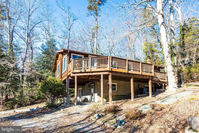 645 Red Rock Trail, LUSBY, MD 20657 (#MDCA180306) :: The Poliansky Group