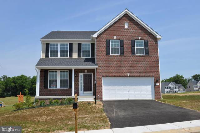 0 Strathmore Way Cumberland Plan, MARTINSBURG, WV 25402 (#WVBE182618) :: The MD Home Team