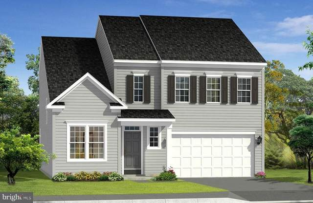 0 Strathmore Way Concord Plan, MARTINSBURG, WV 25402 (#WVBE182634) :: The MD Home Team