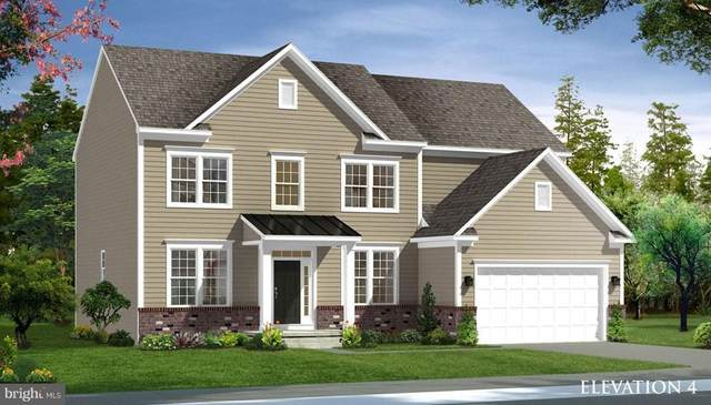 0 Strathmore Way Castlerock Plan, MARTINSBURG, WV 25402 (#WVBE182642) :: The MD Home Team