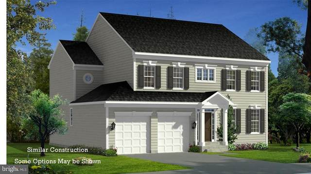 0 Strathmore Way Belmont Plan, MARTINSBURG, WV 25402 (#WVBE182646) :: The MD Home Team