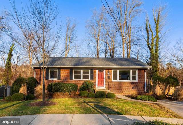 3903 Spruell Court, KENSINGTON, MD 20895 (#MDMC738484) :: The Sky Group