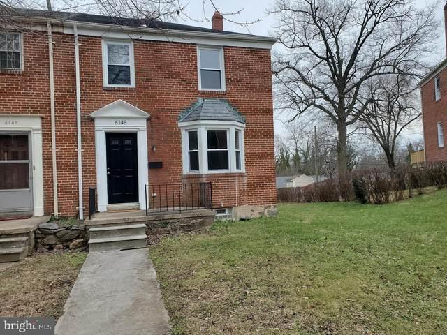 6145 Parkway Drive, BALTIMORE, MD 21212 (#MDBA534790) :: Dart Homes