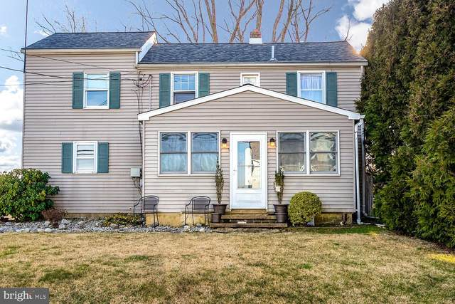 618 Chesterfield Arneytown Road, CHESTERFIELD, NJ 08515 (#NJBL388762) :: Holloway Real Estate Group