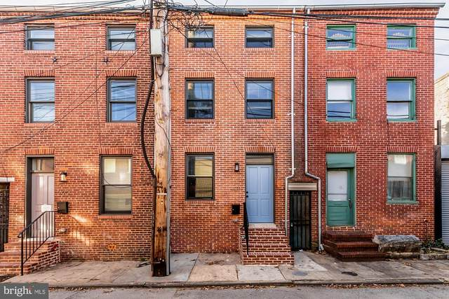 420 S Dallas Street, BALTIMORE, MD 21231 (#MDBA535136) :: Certificate Homes