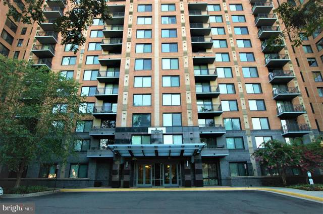 2451 Midtown Avenue #1321, ALEXANDRIA, VA 22303 (#VAFX1173352) :: Debbie Dogrul Associates - Long and Foster Real Estate