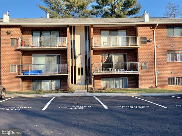 105 Fitz Court T-3, REISTERSTOWN, MD 21136 (#MDBC516026) :: Bic DeCaro & Associates