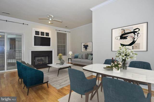 2310 14TH Street N #205, ARLINGTON, VA 22201 (#VAAR174238) :: Jacobs & Co. Real Estate