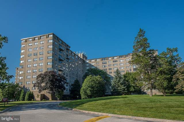 1030 E Lancaster Avenue #617, BRYN MAWR, PA 19010 (#PADE537100) :: The Lux Living Group
