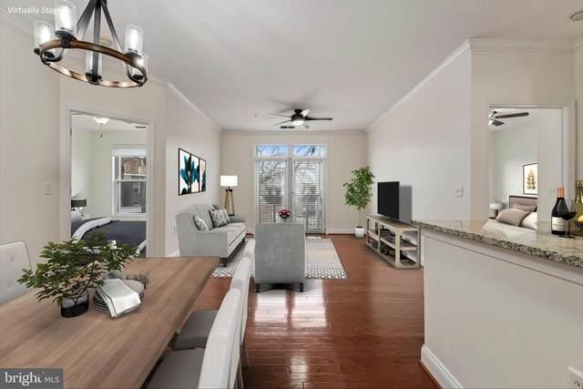 1391 Pennsylvania Avenue SE #259, WASHINGTON, DC 20003 (#DCDC501848) :: EXIT Realty Enterprises