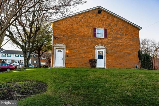 2901 Sunset Lane, SUITLAND, MD 20746 (#MDPG592446) :: Dart Homes