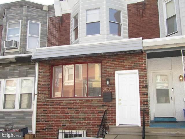 2520 S Felton Street, PHILADELPHIA, PA 19142 (#PAPH974518) :: RE/MAX Advantage Realty