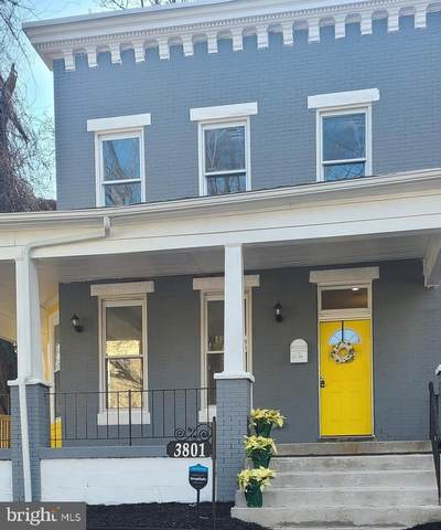 3801 Clifton Avenue, BALTIMORE, MD 21216 (#MDBA535470) :: Network Realty Group