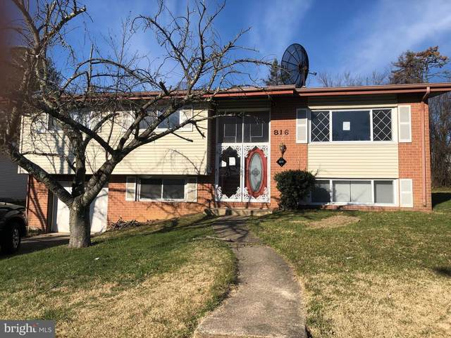 816 Hopewood Road, BALTIMORE, MD 21208 (#MDBC516302) :: Network Realty Group