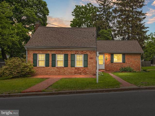 33 E Water Street, SMITHSBURG, MD 21783 (#MDWA176948) :: The Sky Group