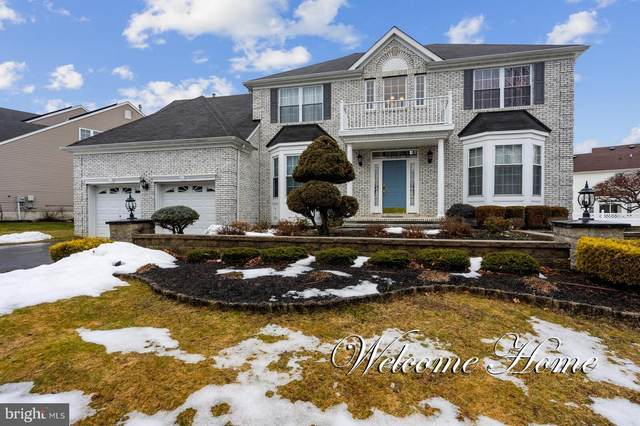 43 Rembrandt Way, HIGHTSTOWN, NJ 08520 (#NJME306308) :: Holloway Real Estate Group