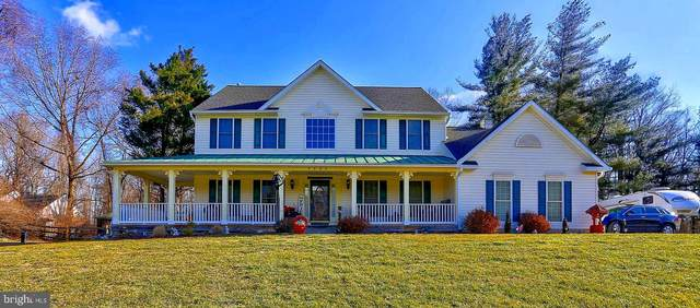 7585 Prince Andrew Court, MARRIOTTSVILLE, MD 21104 (#MDCR201814) :: ExecuHome Realty