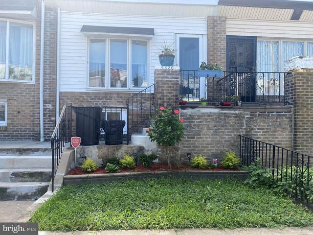 5526 Willows Avenue, PHILADELPHIA, PA 19143 (#PAPH975398) :: The Dailey Group