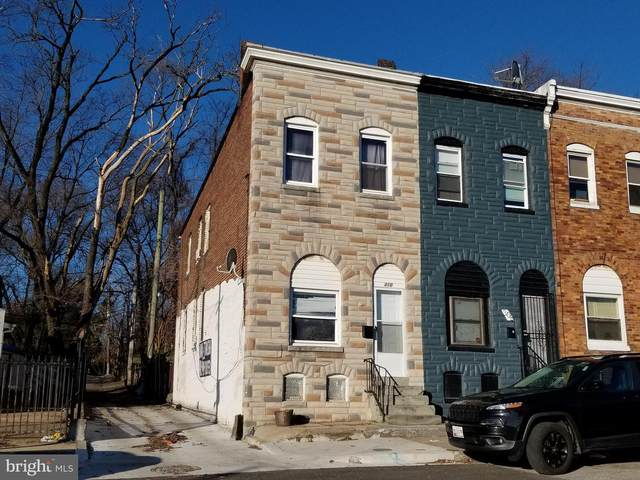 310 S Catherine Street, BALTIMORE, MD 21223 (#MDBA535778) :: The MD Home Team