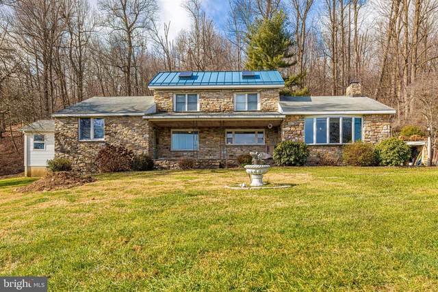 13840 Pryor Road, THURMONT, MD 21788 (#MDFR275968) :: The Poliansky Group