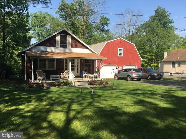2107 N Rockhill Road, SELLERSVILLE, PA 18960 (#PABU518318) :: The Schiff Home Team
