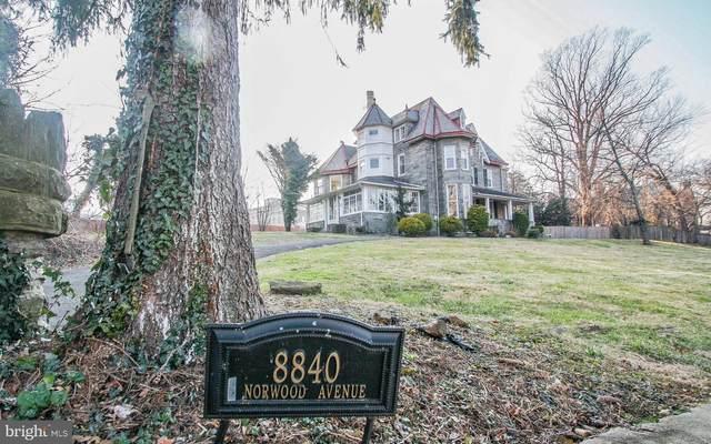 8840 Norwood Avenue, PHILADELPHIA, PA 19118 (#PAPH976136) :: The Matt Lenza Real Estate Team