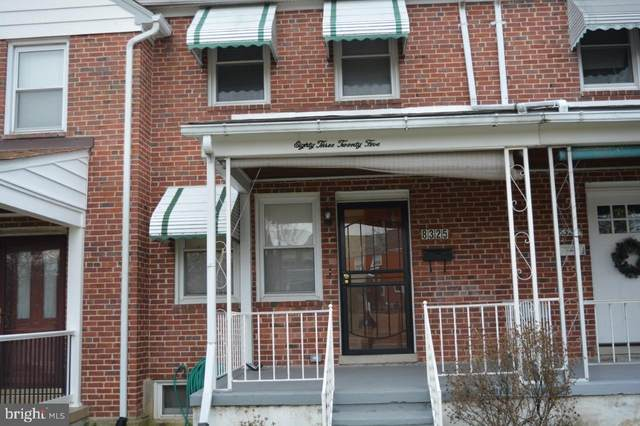 8325 Dalesford Road, BALTIMORE, MD 21234 (#MDBC516798) :: The Dailey Group